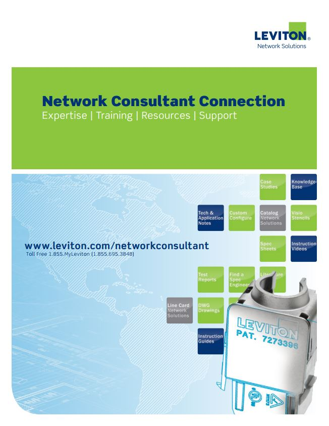 Leviton Network Solutions – Welcome to Core Logics Inc.