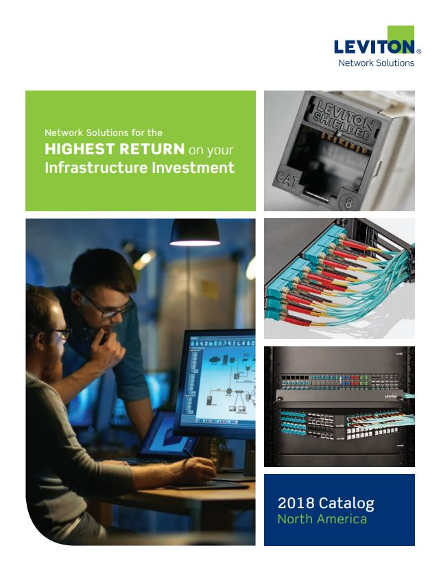 Leviton Network Solutions – Welcome to Core Logics Inc
